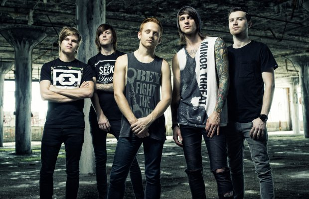 """Blessthefall stream """"See You On The Outside"""" - Alternative Press"""