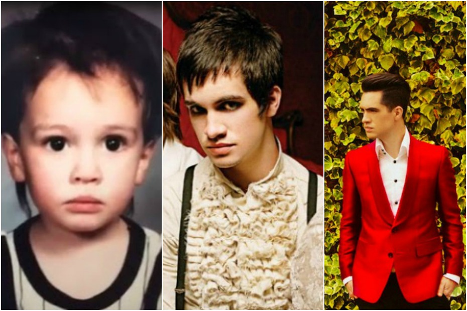 Gallery Brendon Urie Through The Years From Cute Kid To Suitted