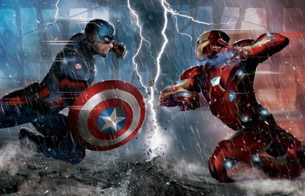 Opposing superhero teams from 'Captain America: Civil War' revealed - Alternative Press