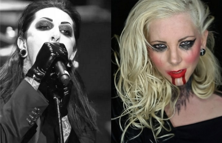 Watch Chris Motionless join In This Moment on new song ...