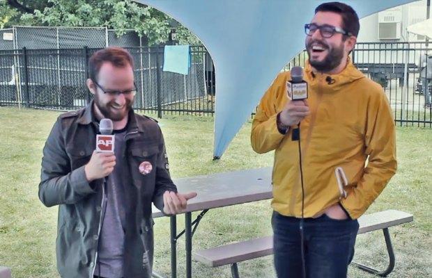 "Artist On Artist Interview: Dan ""Soupy"" Campbell and Evan Weiss - Alternative Press"