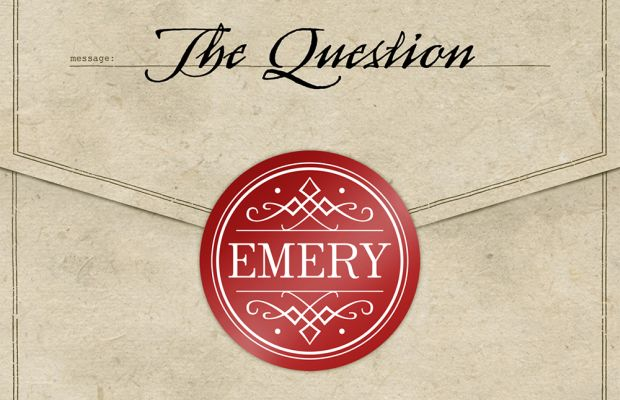 Emery's 2005 album 'The Question' possibly getting first vinyl pressing