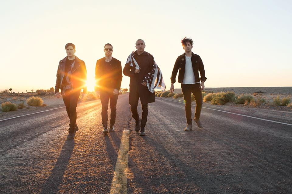 "Fall Out Boy's ""Centuries"" goes Platinum"