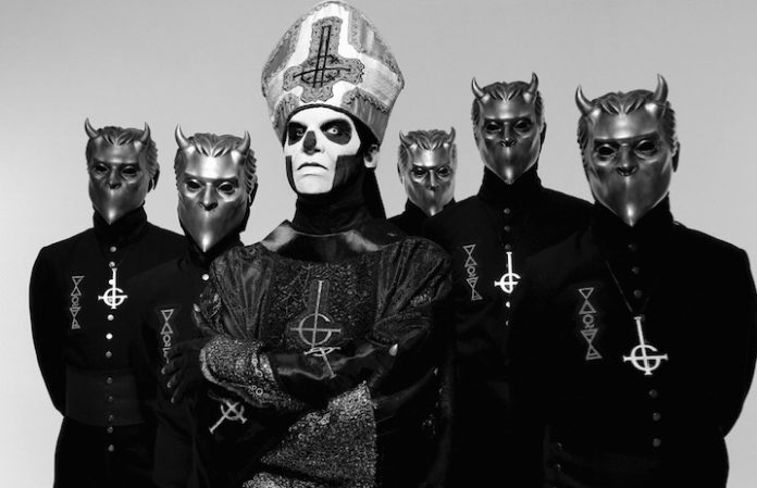 Ghosts Papa Emeritus Has Publicly Revealed His Identity