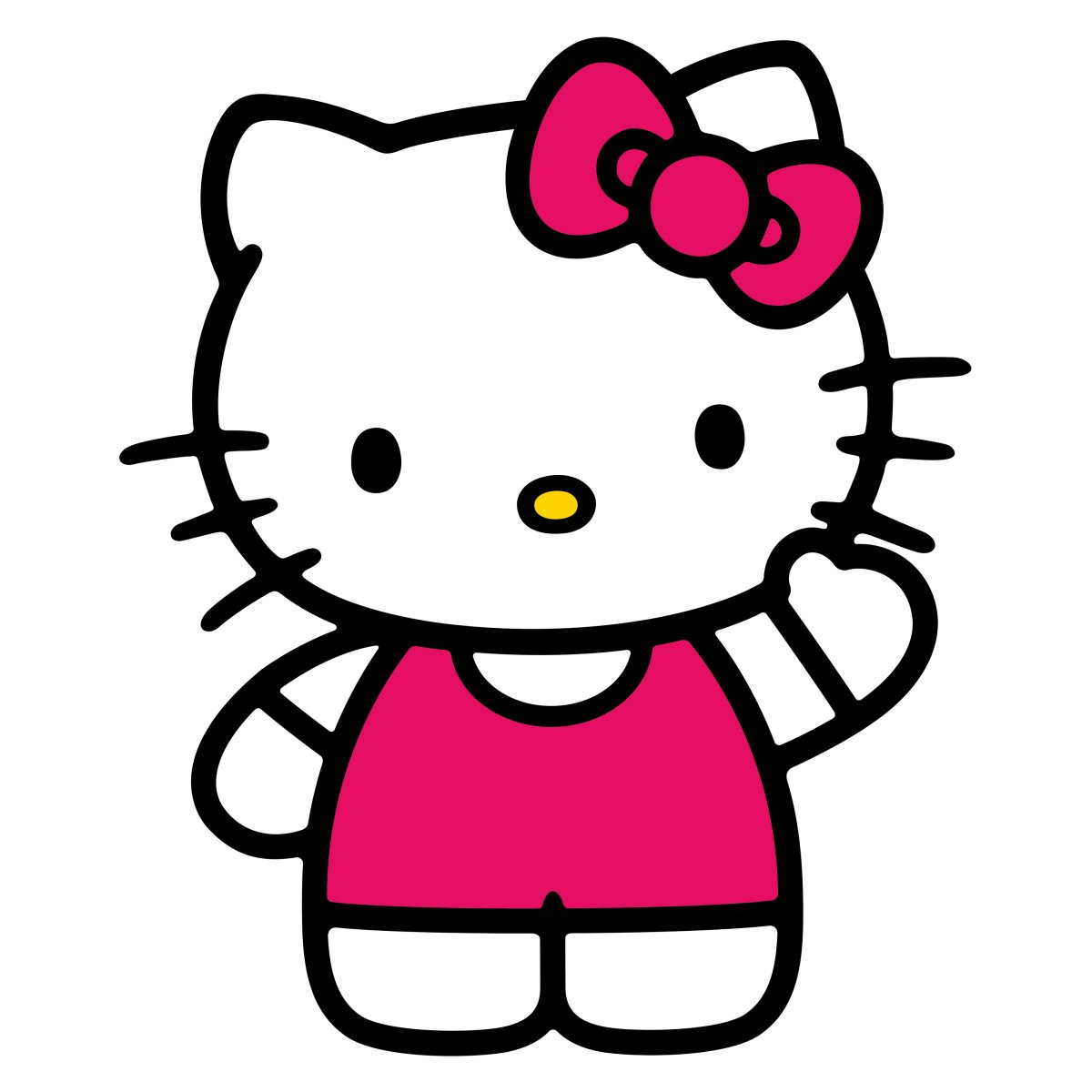 Hello kitty creators reveal character isn 39 t actually a cat updated alternative press - Hello kitty image ...