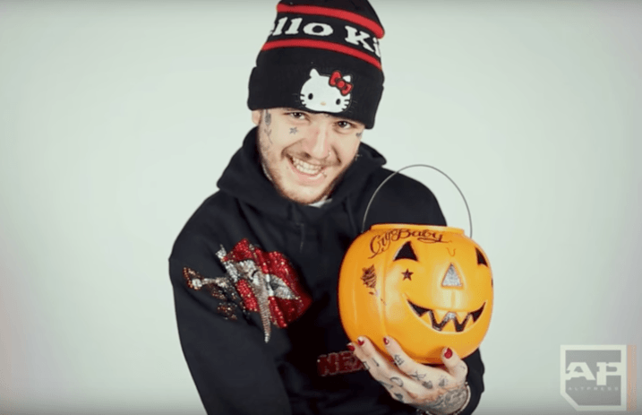 Aptv How To Do Halloween Right Lil Peep Style