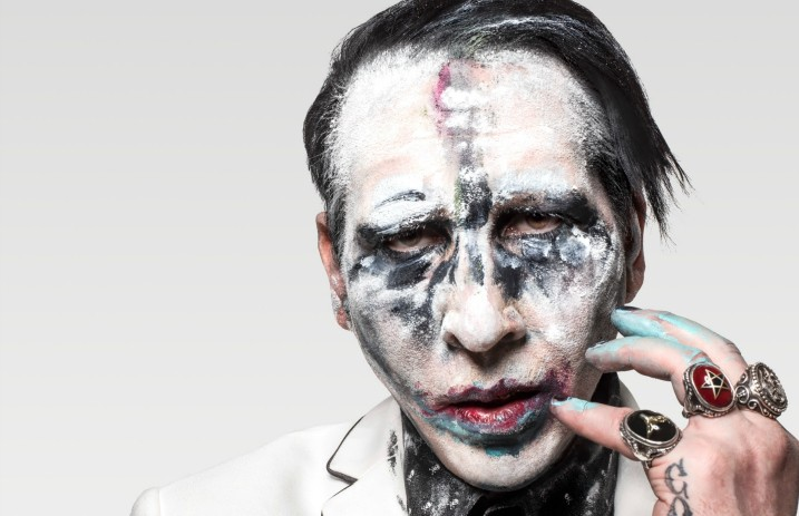 Marilyn Manson released a sex toy with his face on it