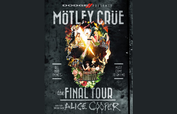 """Everything must come to an end""–Mötley Crüe promise no reunion tours after 2015 - Alternative Press"