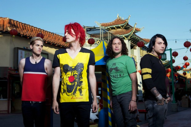 Gerard Way reveals My Chemical Romance 'Greatest Hits' artwork - Alternative Press