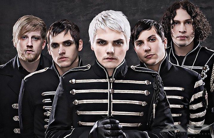 My Chemical Romance reunion sh...