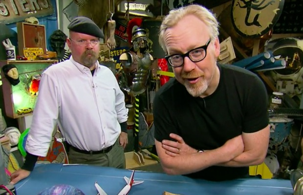 'MythBusters' co-host reveals a stunt that isn't allowed on the show - Alternative Press