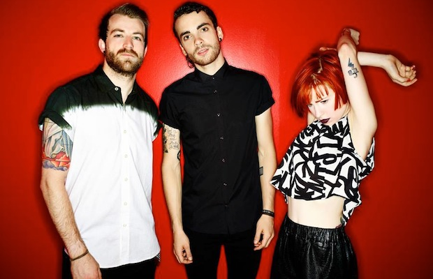 """Watch Paramore perform """"Still Into You"""" on 'Good Morning America' - Alternative Press"""