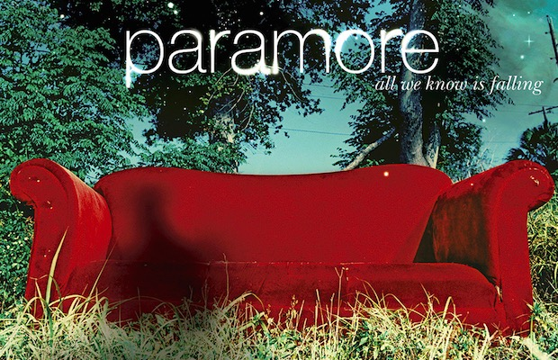 Paramore's debut album, 'All We Know Is Falling,' turns 10 - Alternative Press
