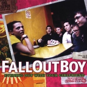 Fall Out Boy Fall Out Boyâs Evening Out With Your Girlfriend