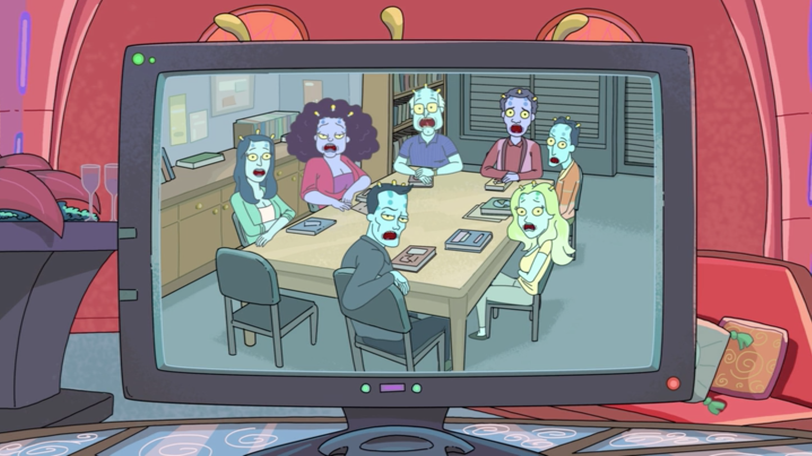 11 easter eggs in rick and morty you might ve missed alternative