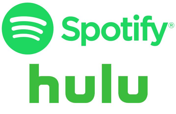 hulu login with spotify