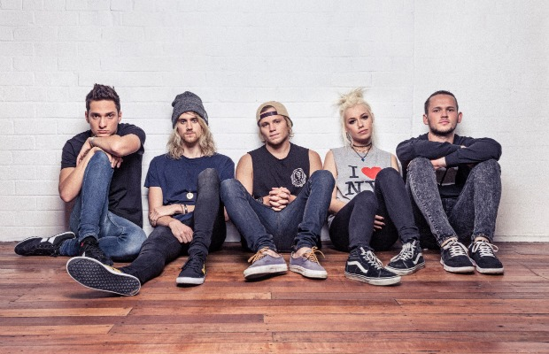 Tonight Alive preview new single from 'The Amazing Spider-Man 2' movie soundtrack - Alternative Press