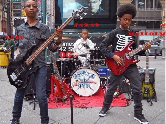 Middle school metal trio sign $1.7 million record deal with Sony Music - Alternative Press