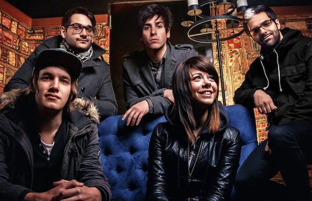 We Are The In Crowd stream new album, 'Weird Kids' - Alternative Press