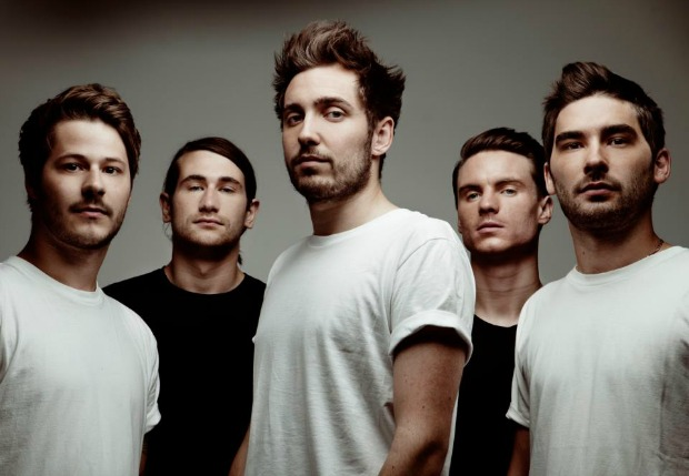 """Watch You Me At Six perform """"Lived A Lie"""" acoustic - Alternative Press"""