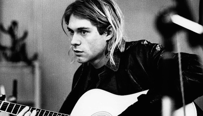 Kurt Cobain royalty check from 1991 found by Seattle record store staff