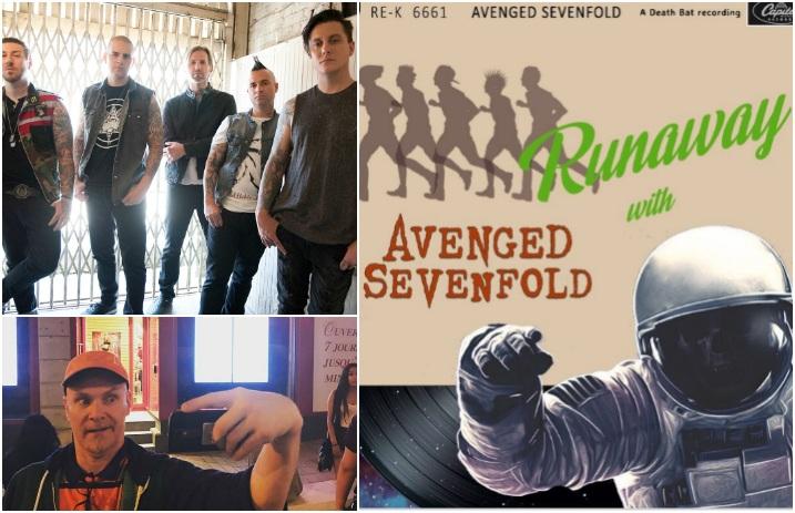 Avenged Sevenfold's new song