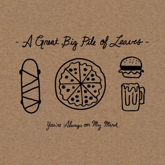 """A Great Big Pile Of Leaves release """"Snack Attack"""" music video - Alternative Press"""