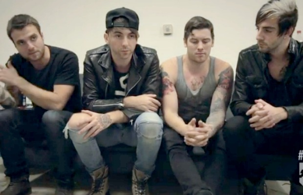 All Time Low remember opening for Blink-182, Green Day, more - Alternative Press