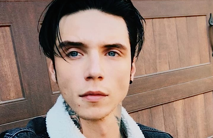 andy biersack s upcoming book now has a synopsis alternative press