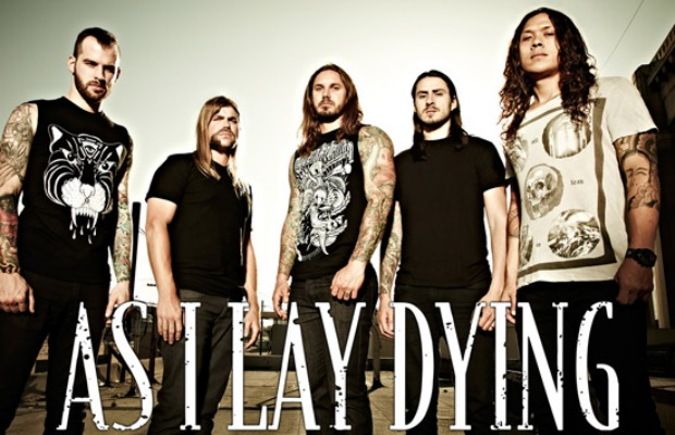 As I Lay Dying members form new band with new singer - Alternative Press