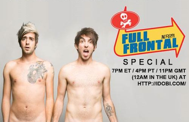 All Time Low to air 'Full Frontal' Warped Tour special featuring The Wonder Years and The Summer Set - Alternative Press