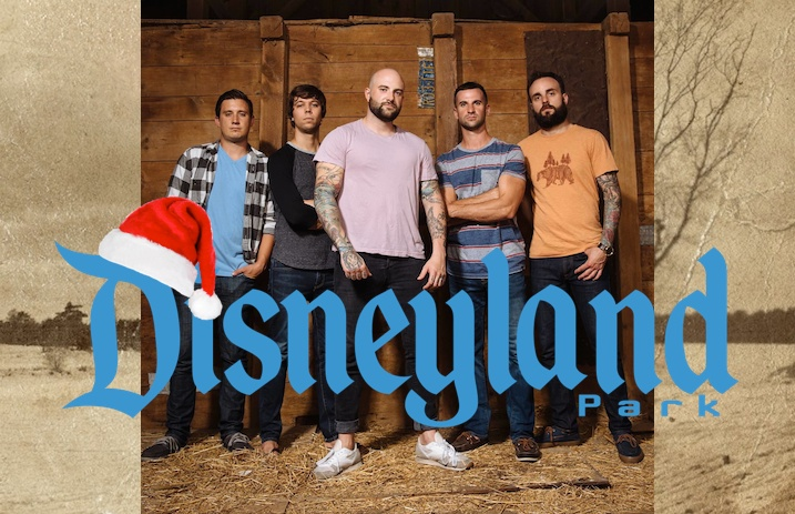 August Burns Red's