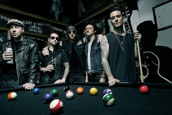 "Avenged Sevenfold release original first cut ""Unholy Confessions"" video - Alternative Press"