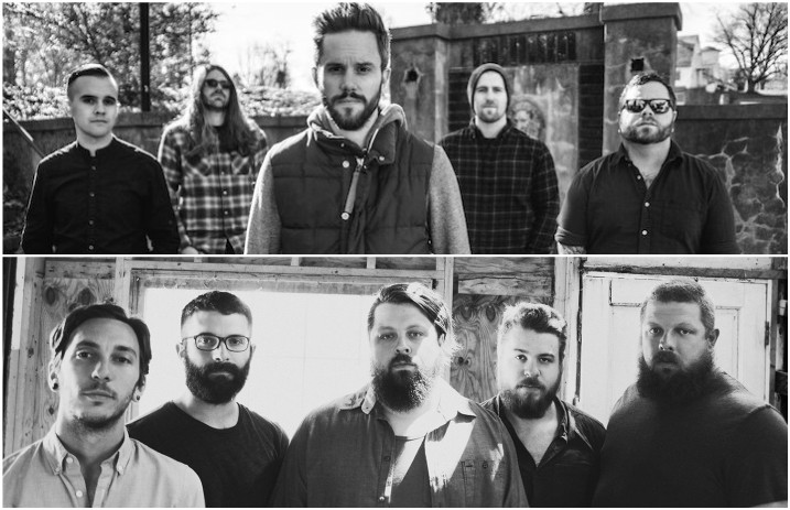 between the buried and me announce seven inch split with the dear hunter alternative press. Black Bedroom Furniture Sets. Home Design Ideas