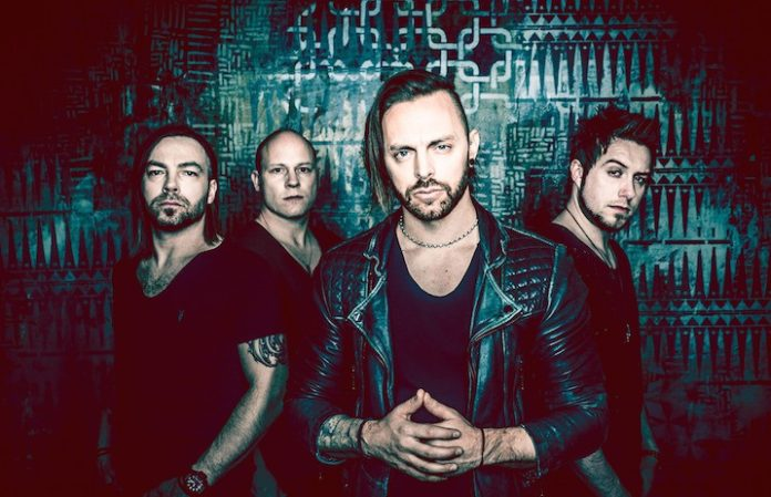 Bullet For My Valentine Drop Hard Hitting New Song Over It