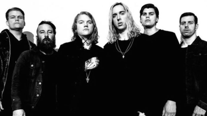 Underoath announce tour with Dance Gavin Dance and the Plot In You.
