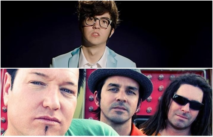 Car Seat Headrest And Smash Mouth Are Releasing A Split EP Listen