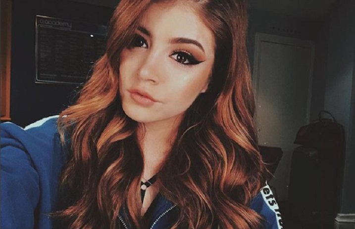 [Photo by: Chrissy Costanza/Instagram]. Against The Current's ...