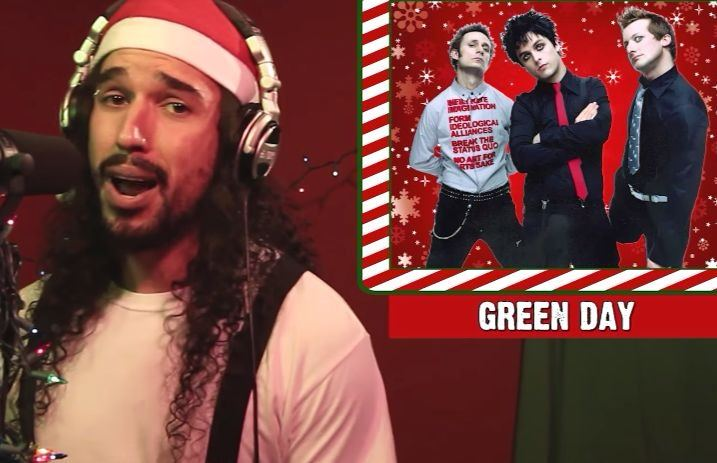Green Day Christmas.Hear Christmas Songs Covered In The Style Of Green Day