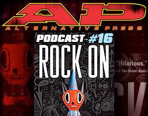Podcasts Archives - Page 4 of 7 - Alternative Press