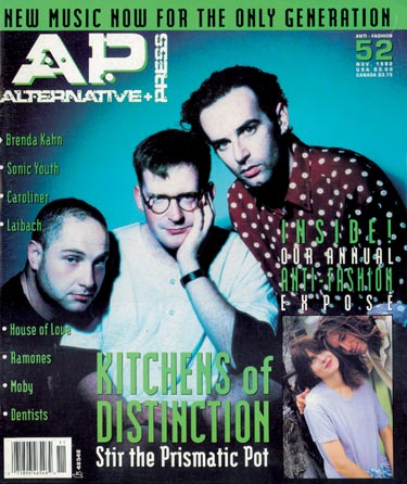 52 - Kitchens Of Distinction - Alternative Press