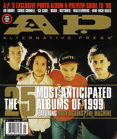 126 - The 25 Most Anticipated Albums of 1999 - Alternative Press