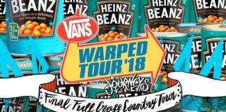 Can o' beans at Warped?