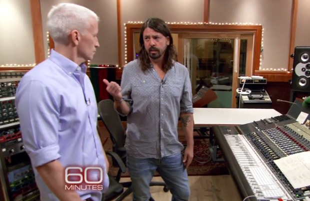 Foo Fighters is the dumbest band name ever, says Dave Grohl