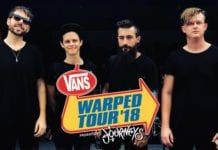 FRENCHIE! at Warped '18