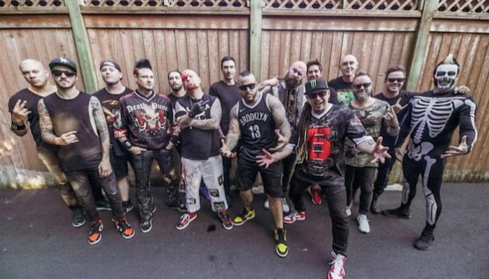 Five Finger Death Punch, Breaking Benjamin and Bad Wolves