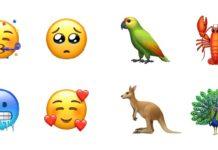 New iOS 12 emojis
