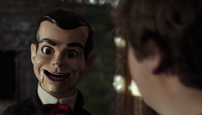 Goosebumps 2: Haunted Halloween will featured Slappy, the terrifying ventriloquist doll yet again.