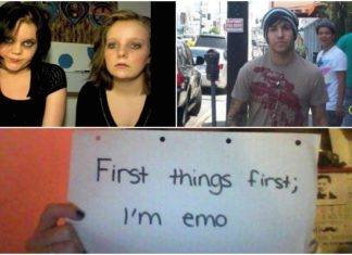 If you remember these 10 emo memes, you deserve a veterans discount
