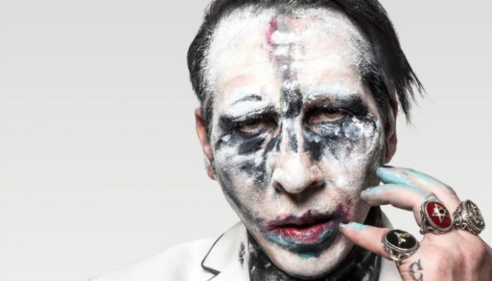 Marilyn Manson cast in 'The New Pope' as guest star